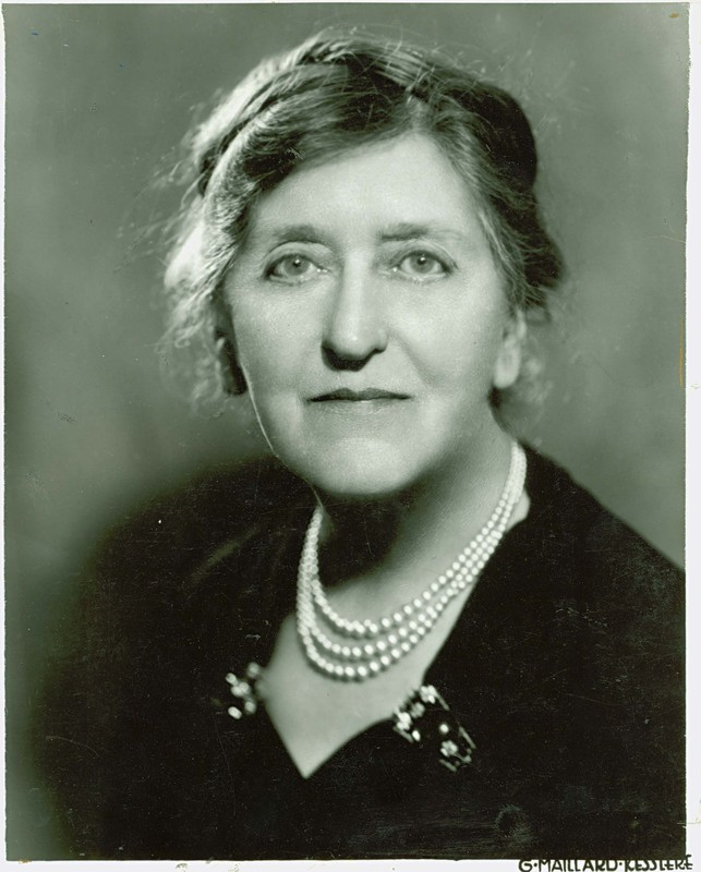 Janet Roper was SCI's House Mother from 1915 until her death in 1943.