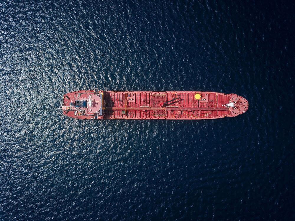ship sailing in ocean
